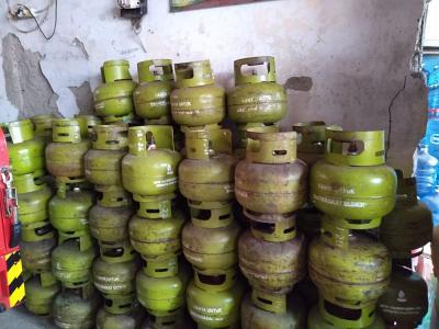 Gas Melon di Lebak Langka, Akibat Ulah Penimbun?