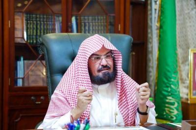 Imam Besar Masjidil Haram Sebut Virus Corona Ujian dari Allah, Muslim Harus Sabar