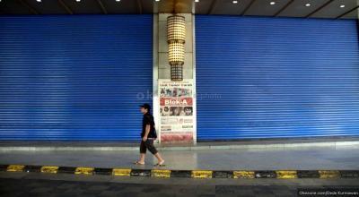 Masih Darurat Bencana Covid-19, Pasar Tanah Abang Tetap Tutup Besok