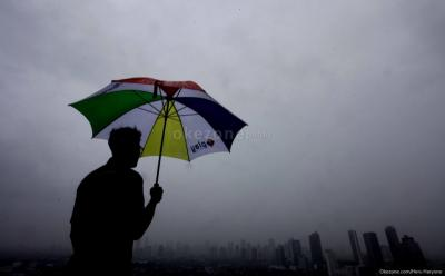 BMKG Prakirakan Wilayah Jakarta Hujan Siang hingga Sore