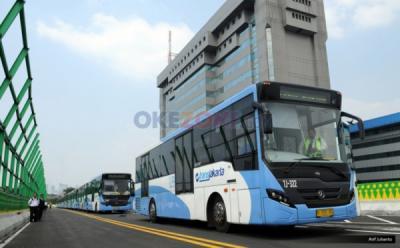 Transjakarta dan MRT Dukung Anies Larang Penumpang Tanpa Masker Naik Transportasi Umum