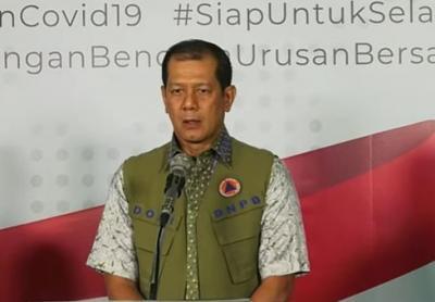 Doni Monardo: Jika Presiden Jokowi Putuskan Lockdown, BNPB Akan Kewalahan