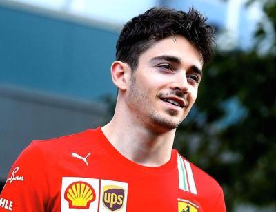 Ikut Balapan Virtual F1 2020, Leclerc Bercucuran Keringat