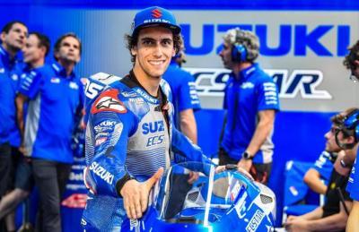 Suzuki Yakin Bisa Pertahankan Duo Pembalapnya