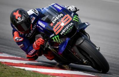 Lorenzo Tak Yakin Bisa Kompetitif di MotoGP Catalunya 2020