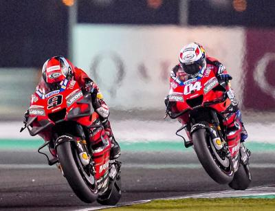 Ciabatti Klaim Inovasi Ducati Buat MotoGP Semakin Menarik