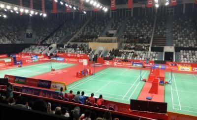 BWF Resmi Tangguhkan Seluruh Turnamen Mei hingga Juli, Termasuk Indonesia Open 2020