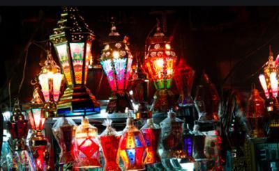 Virus Corona Membuat Lentera Ramadhan Sepi Pembeli