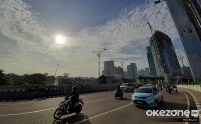 Operasional Kendaraan Pribadi di Jakarta Bakal Dibatasi saat PSBB