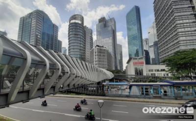 Berkat Penerapan WFH, Kualitas Udara Jakarta Dilaporkan Membaik