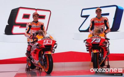 Espargaro Yakin Honda Kesulitan Tangani Marquez Bersaudara