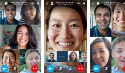 Google Hangouts, Zoom dan Skype, Mana yang Lebih Hemat Data?