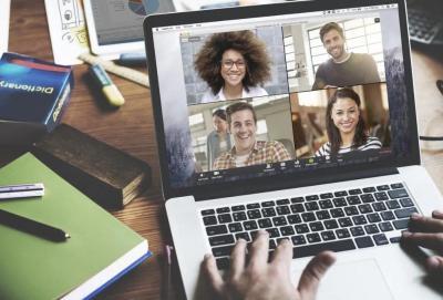 Penggunaan Zoom hingga Skype di Indonesia Naik saat Physical Distancing