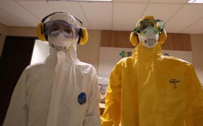 Pandemi Corona, Kemenkes: Ketersediaan APD Sangat Terbatas