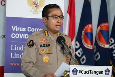 Polri Tindak 18 Kasus Penyimpangan Terkait APD, 33 Orang Jadi Tersangka
