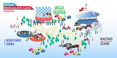 Honda Hadirkan Virtual Racing Gallery di Tengah Pandemi