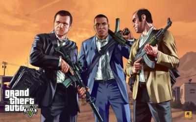 Game GTA 5 Gratis di PC, Epic Games Store Down