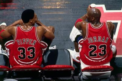 Pendapatan Scottie Pippen Ungguli Michael Jordan