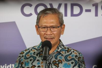 Data Virus Corona di Indonesia 25 Mei: 49.361 ODP dan 12.342 PDP