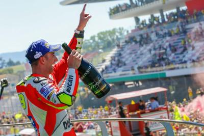 Pernat: Cinta Ducati kepada Iannone Tidak Pernah Berakhir