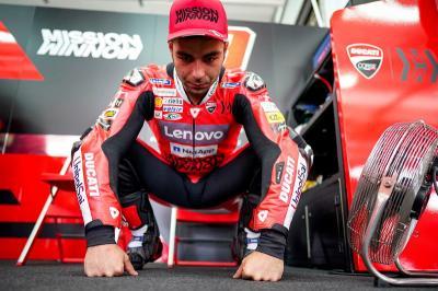 Jika Tak Diperpanjang Ducati, Petrucci Punya Peluang Gabung ke Aprilia