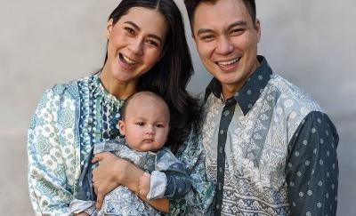 Cerianya Paula Verhoeven Rayakan Lebaran, Ekspresi Kiano Tiger Wong Bikin Gagal Fokus