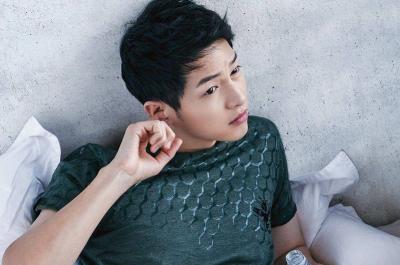 Bogota, Film Baru Song Joong Ki Undur Syuting hingga Tahun Depan