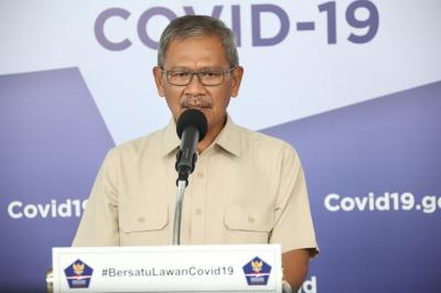 15 Provinsi Nihil Penambahan Kasus Positif Covid-19