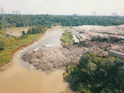 TPA Cipeucang Longsor, Proyek Turap Rp24 Miliar Jadi Sorotan