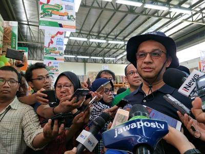Mal di Jakarta Kembali Buka 5 Juni, Anies: Itu Hanya Imajinasi