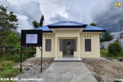 Pulihkan Ekonomi Lokal, 7 Fasilitas Umum di Jayapura dan Wamena Direkonstruksi