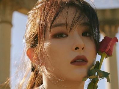 5 Potret OOTD Seulgi Red Velvet, Bisa Jadi Inspirasi Gaya!