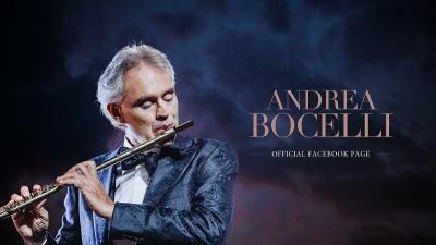 Andrea Bocelli dan Keluarga Sempat Idap Covid-19