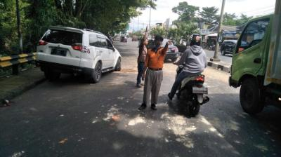 Eggi Sudjana Kecelakaan Tunggal, Polisi Duga Akibat Mengantuk