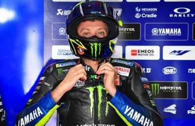 Vinales Heran dengan Sikap Diam Yamaha soal Masa Depan Rossi