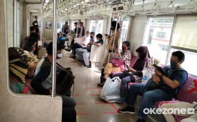 Intip Skenario New Normal di KRL