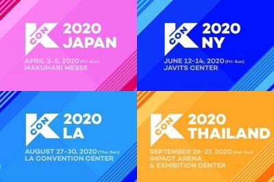 Susul New York, KCON LA 2020 Akhirnya Resmi Ditunda