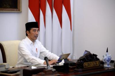 Presiden Jokowi Prioritaskan Proyek Strategis Nasional untuk Pulihkan Ekonomi Rakyat