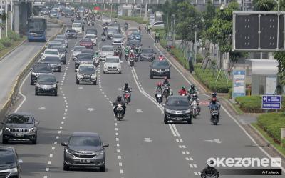 Polda Metro: 79.930 Orang Melanggar PSBB Jakarta