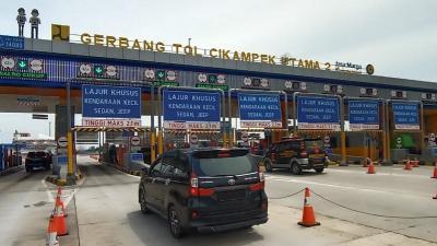 4 Hari Terakhir, 234.531 Kendaraan Menuju Jakarta