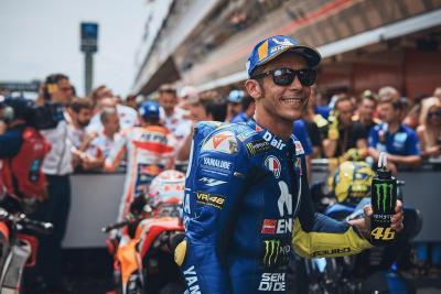 Rossi Bicara soal Peluang Gabung Petronas di MotoGP 2021
