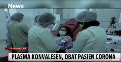 Proses Terapi Plasma Konvalesen, Mulai dari Donor hingga Diberikan kepada Pasien Covid-19