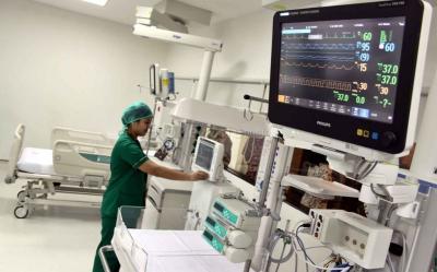 New Normal, Pasien Rawat Inap di Rumah Sakit Wajib Rapid Test