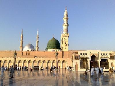 Jelang Dibuka Kembali, Masjid di Saudi Selesaikan Persiapan