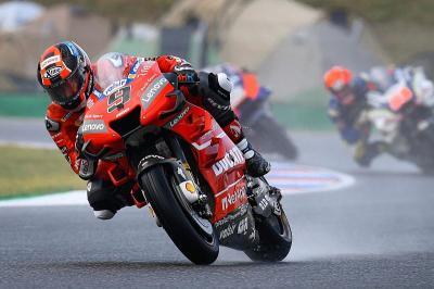 Petrucci Pikir-Pikir untuk Berkompetisi di Superbike