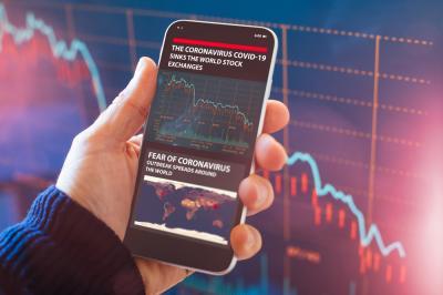 IMF Sebut Data Ekonomi Tak Akurat akibat Covid-19