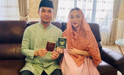 Pernikahan Resmi Diakui Negara, Zaskia Gotik: Alhamdulillah
