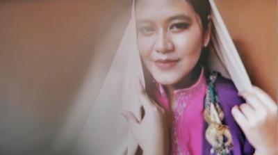Virtual Photoshoot Kahiyang Ayu, Cantik dengan Senyum Memesona