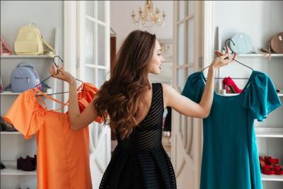 Menebak Kepribadian dari 5 Warna Baju, Favoritmu Apa?