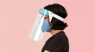 Seberapa Efektif Jaga Jarak, Pakai Masker dan Pelindung Mata Cegah Covid-19?